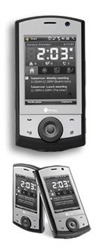 HTC Touch Cruise: detailní technické specifikace a manuál