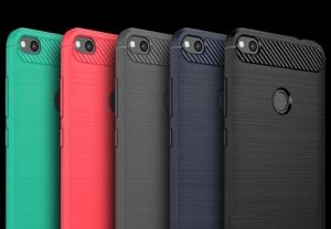 Gelové pouzdro pro Xiaomi Redmi 4x