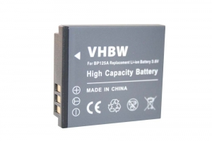 Baterie pro kameru Samsung HMX-QF20 a HMX-QF20BP